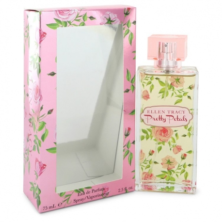 Ellen Tracy Pretty Petals Feeling Blissful Eau De Parfum Spray