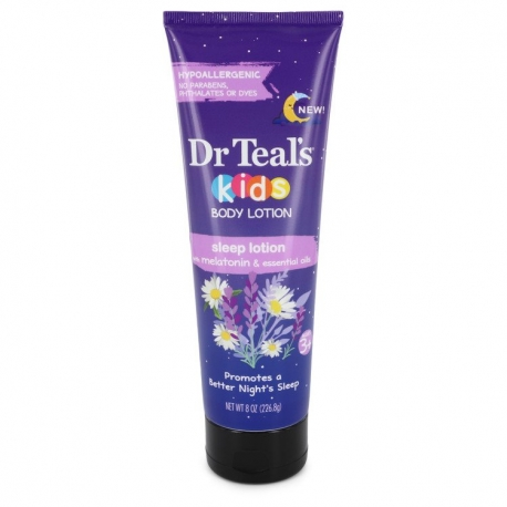 Dr Teal's Dr Teal's Sleep Lotion Kids Hypoallergenic Sleep Lotion with Melatonin & Essential Oils Promotes a Better Night's