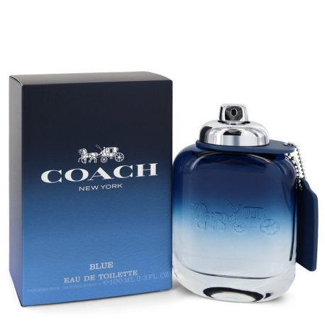 Coach Coach Blue Eau De Toilette Spray