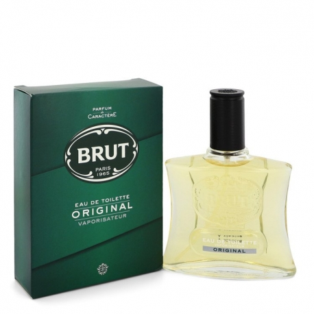 Faberge Brut 33 Eau De Toilette Spray (Original Glass Bottle)