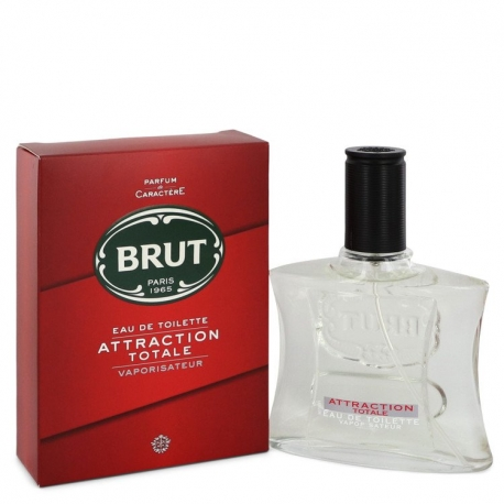 Faberge Brut Attraction Totale Eau De Toilette Spray