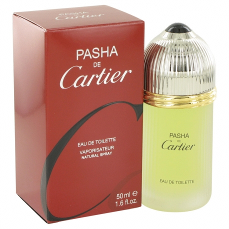 Cartier Pasha De Cartier Eau De Toilette Spray