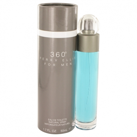 Perry Ellis 360° For Men Eau De Toilette Spray