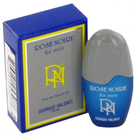 Giorgio Valenti Rose Noire For Men Mini Eau De Toilette