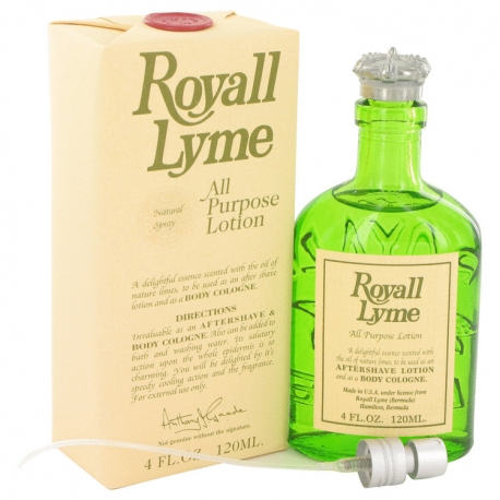 Royall Fragrances Royall Lyme All Purpose Lotion / Cologne