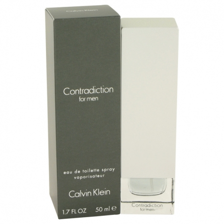 Calvin Klein Contradiction For Men Eau De Toilette Spray