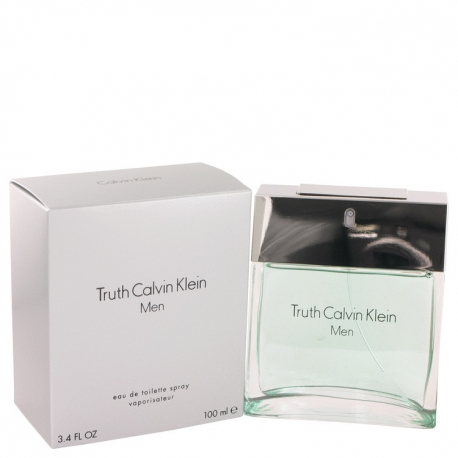 Calvin Klein Truth For Men Eau De Toilette Spray