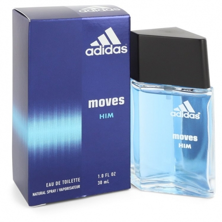 Adidas Moves Eau De Toilette Spray