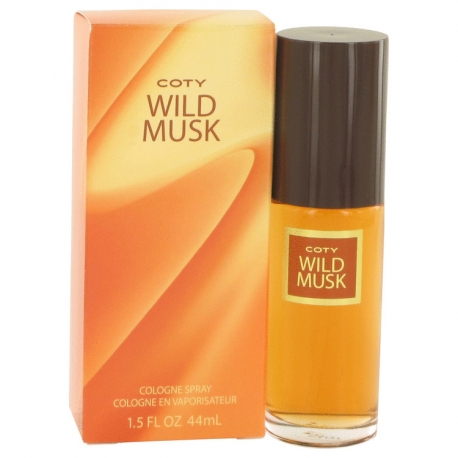 Coty Wild Musk Cologne Spray