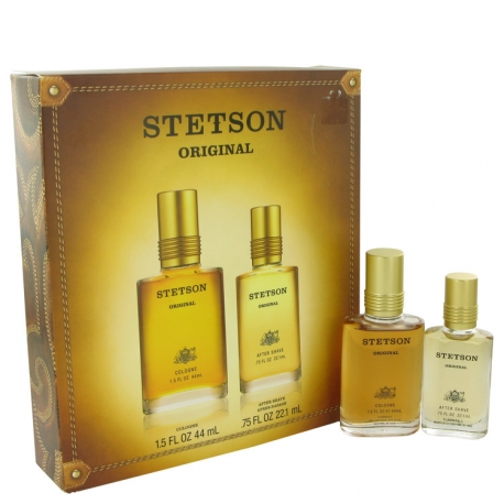 Coty Stetson Gift Set 45 ml Cologne + 22 ml After Shave