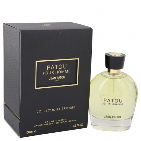 Jean Patou Patou Pour Homme Eau De Toilette Spray (Heritage Collection)