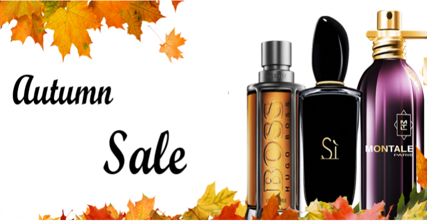Autumn SALE!